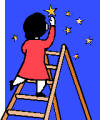 Reach for your star at KnitHeaven.com. We're glad you're along for the ride:)